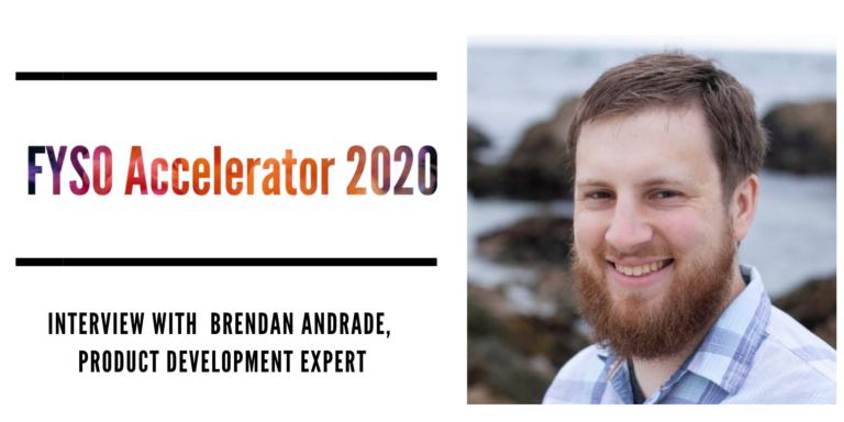 FYSO 2020 Speaker - Brendan Andrade